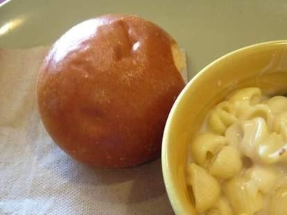 Panera dinner roll