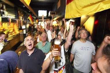 bar beer boot