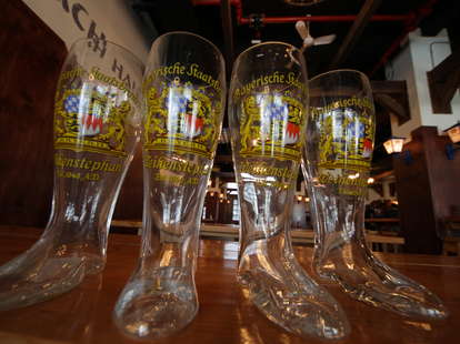 beer boots reichenbach hall