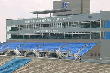 Red Floyd Stadium