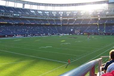 Qualcom Stadium San Diego