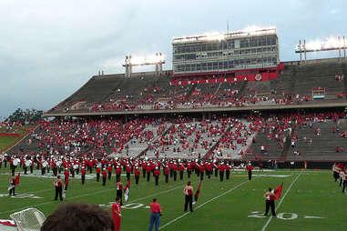 Louisiana Lafayette Stadium