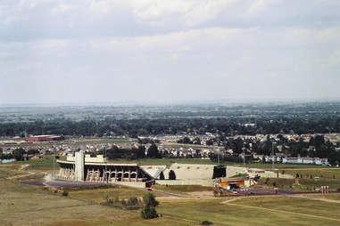 Sonny Lubick Field Colorado State