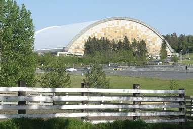 Kibbie Dome Moscow ID