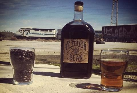 Fliquor Bean coffee-infused whiskey