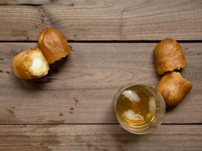 Bourbon Soaked Fried Twinkies — Thrillist Recipes