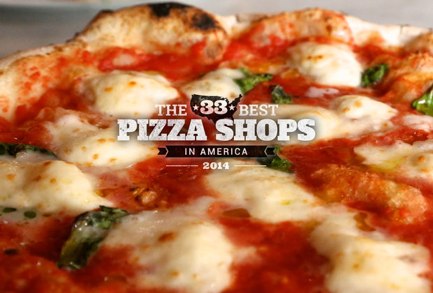 The 33 Best Pizza Shops in the Country
