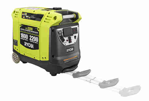 Ryobi 2200 Starting Watt Inverter Generator