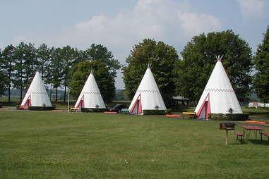 WIgwam Village Inn #2 Kentucky