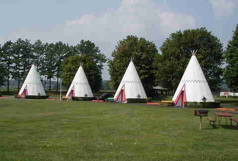 WIgwam Village Inn #2 Kentucky