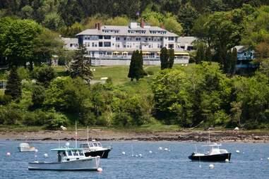 Asticou Mansion Maine