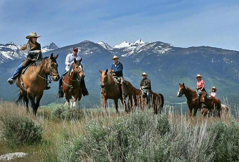Triple Creek Ranch Montana