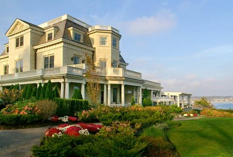 CHanler at Cliff Walk Newport