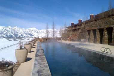 Amangani Resort Wyoming