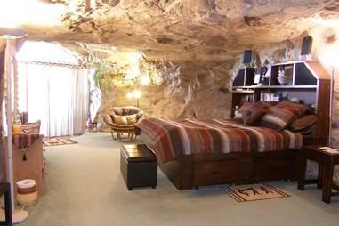 Kokopelli's Cave New Mexico