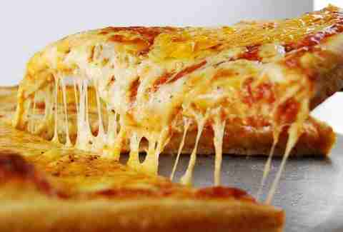 Cheese Pizza with none of that other stuff on it