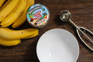 Ben & Jerry's Satisfy My Bowl ice cream
