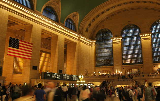 11 secrets of Grand Central