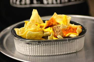 Taco Bell's triple layer nachos