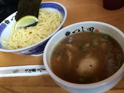 tsujita ramen bowls