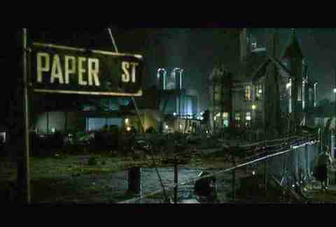 Paper Street Fight Club