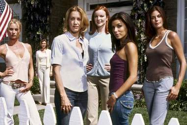 Wisteria Lane Desperate Housewives