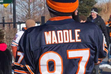 Tom Waddle?