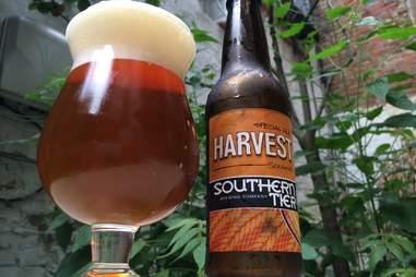 southern tier harvest beer