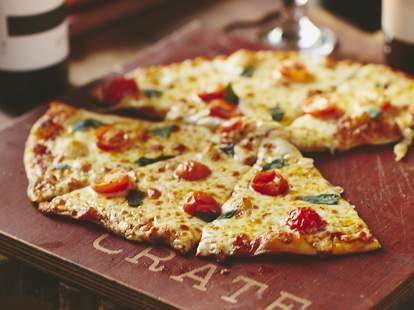 CRATE pizza
