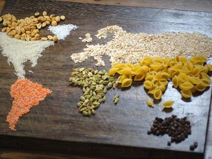 Restaurants of the world