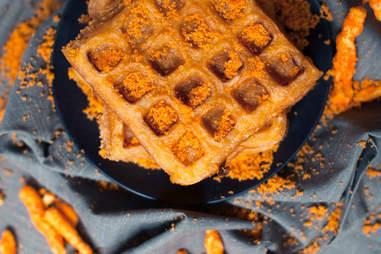 cheetos waffles