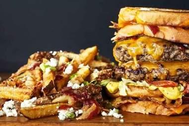 detention burger