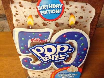 pop tart 50th birthday