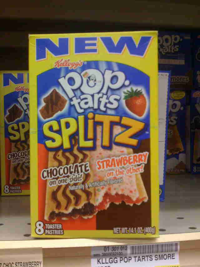 pop tarts splitz