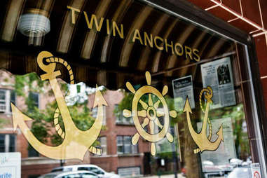 Twin Anchors
