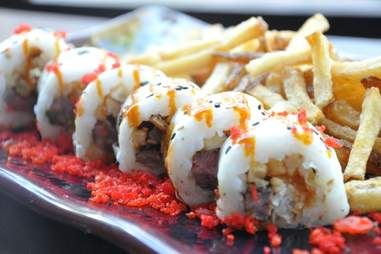 Pittsburgh Roll at Chow Ft. Lauderdale