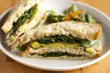 Club Sandwich at Miami Miami