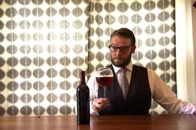 wine drinker hates beer