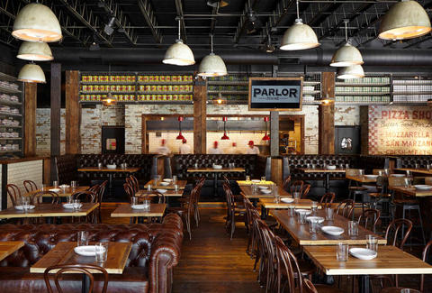 Parlor Pizza Bar Chi