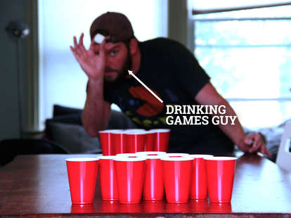 types of beer drinkers