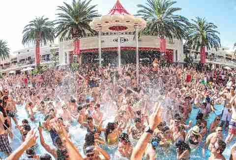 Encore Beach Las Vegas