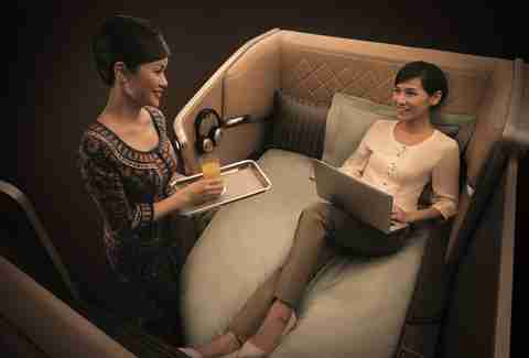 singapore first class
