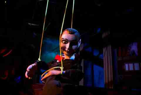 Dollhouse of the damned Haunted House at Halloween Horror Nights Orlando