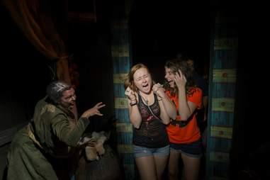 Dracula:Untold Haunted House at Halloween Horror Nights Orlando