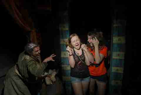 Dracula:Untold Haunted House at Halloween Horror Nights Orlando