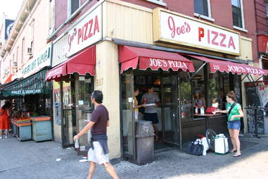 Joe's Pizza - Best Pizza NYC