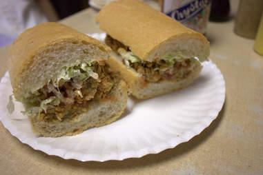 new orleans po'boy