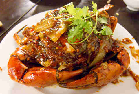 ho chi minh city crab