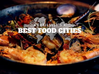 best food cities