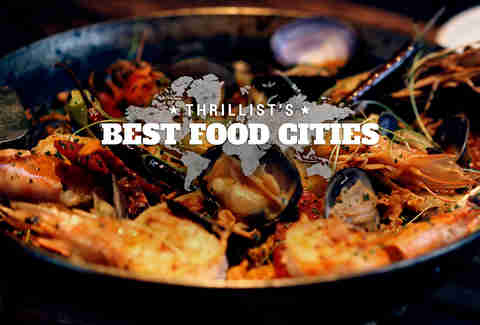 best food cities